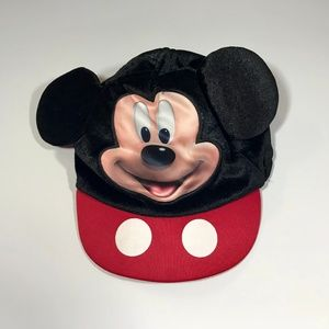 Disney Vintage Childrens Mickey Mouse Ears (E01)